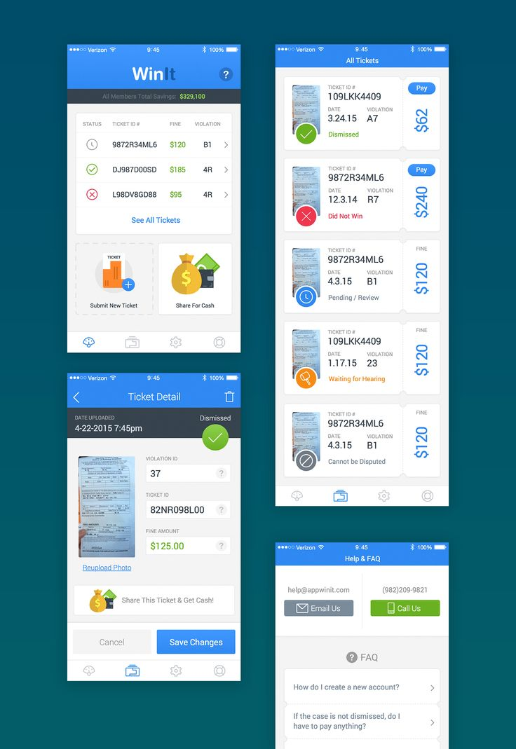 Wi dashboard #mobile #ui #ux #design #inspiration #navigation #app #interface #ios #android #flat #smartphone #visual