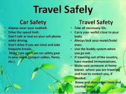 10 Safe Travel Tips For Students