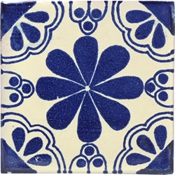 spanish tile for back splash