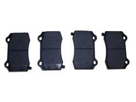 Crown Automotive Rear Brake Pad Set 68034993AA Disc Brake Pads. Price: $53.22; Shipping: Calculated at checkout.