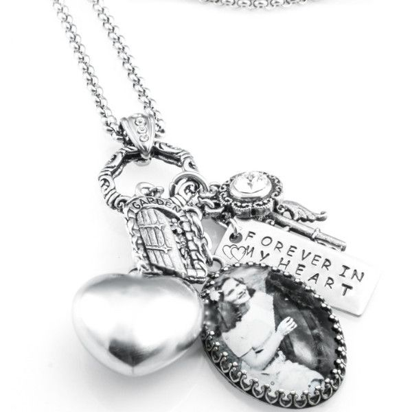 Memorial Urn Personalized Necklace