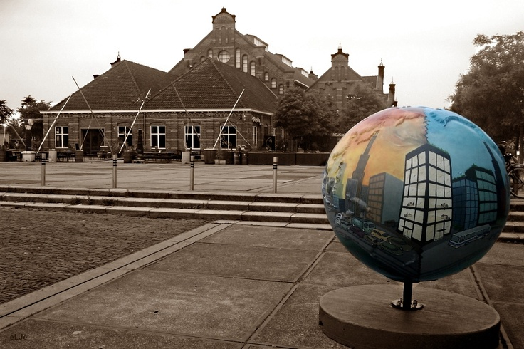 World of Globes - Amsterdam