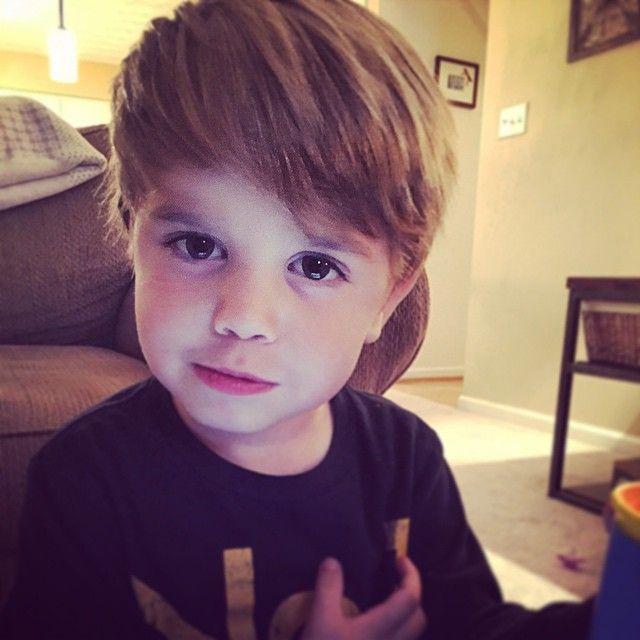 1000+ Ideas About Little Boy Hairstyles On Pinterest