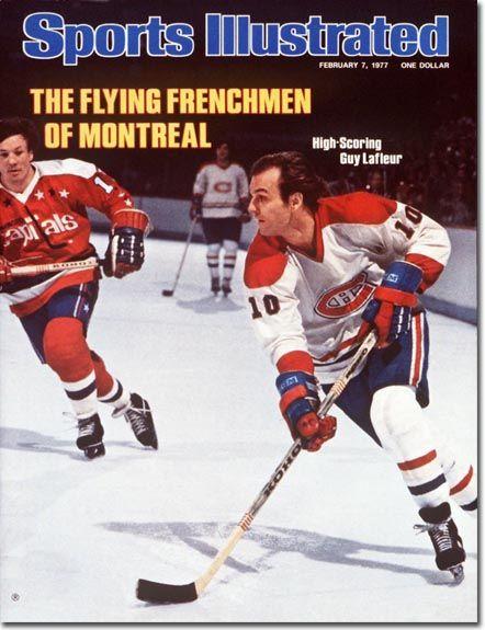 Guy Lafleur, Hockey, Montreal Canadiens
