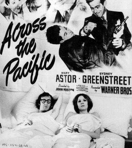 «Ho sognato di essere i collant di Ursula Andress». L'altra metà del letto vista da Woody