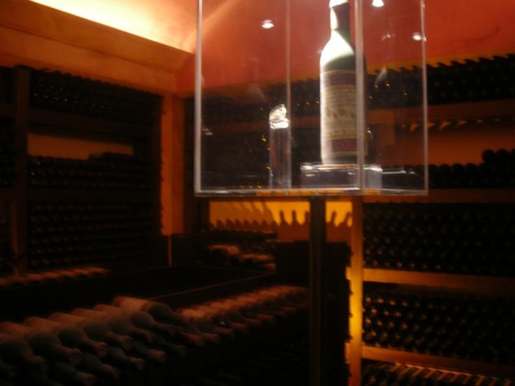 One of the oldest bottles of Katogi Averoff