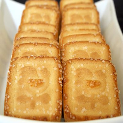 Biscotti con granella di zucchero. Scopri la nostra ricetta.