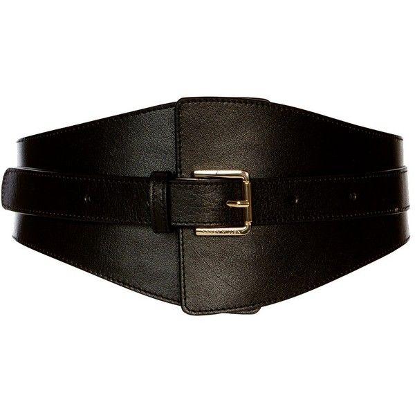 Military style dress belts