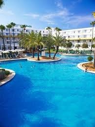 Vista Badia hotel, Sa Coma, Majorca