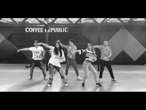 """Yandel Ft. Pitbull Y El Chacal - Ay Mi Dios - Choreo By Cristina """"Dudu"""" - YouTube"""