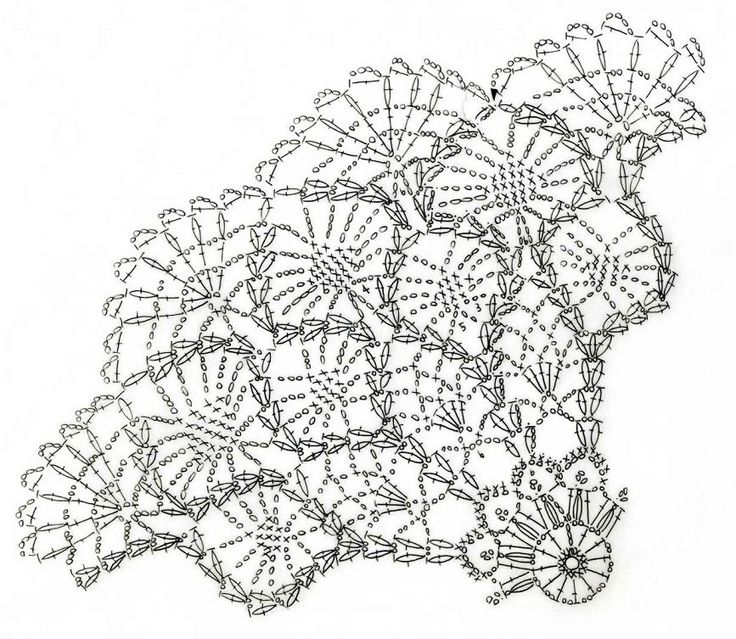free charted doily pattern, her site is great!