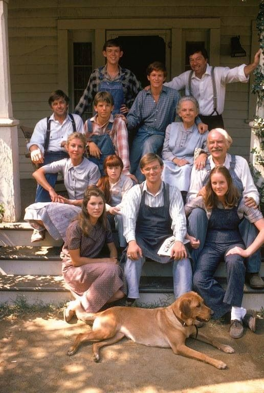 The Waltons-still one of my favorite shows.
