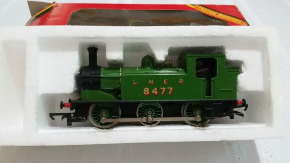 Hornby OO Gauge R252 L.N.E.R. 0-6-0 J83 Class by trufflepig1