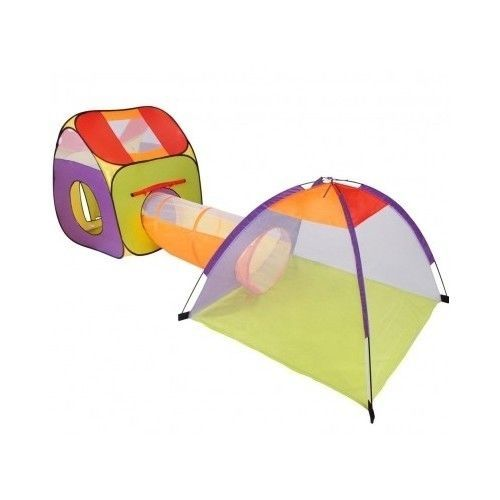 Play-Child-Tent-Outdoor-Garden-Castle-Boy-Girl-Toy-Colourful-PlayHouse-Gift