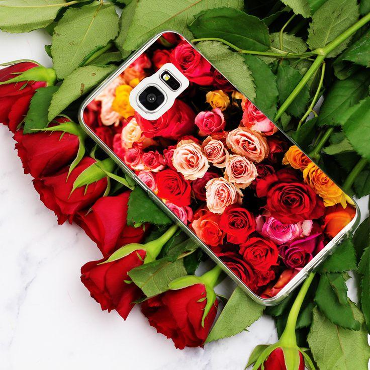 Etui z motywem czerwonych róż <3 http://www.etuo.pl/etui.html