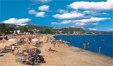 Platanias Beach, Crete