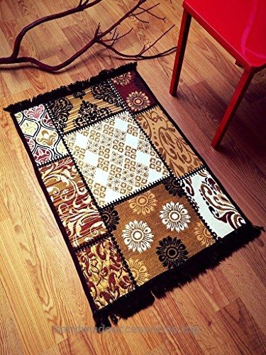 "Traditional Anatolian Pattern Area Rug (24"" X 36"") Brown-Beige ,Kitchen Rug, Bathroom Rug, Bedroom Rug, Floor Runner, Entry Way Rug,Door way Rug,Hall way Rug, Dorm Room Rug Check It Out Now     $15.99    Inspired by the Anatolian civilizations, cultures and their heritage; these rugs patterns are intricately woven. Sinc ..  http://www.handmadeaccessories.top/2017/03/28/traditional-anatolian-pattern-area-rug-24-x-36-brown-beige-kitchen-rug-bathroom-rug-bedroom-rug-floor-runner-e.."