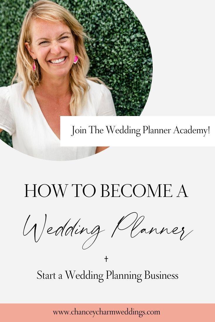 How To Become A Wedding Planner In 2020 Wedding Planner Marketing Wedding Planner Education Wedding Planning Business