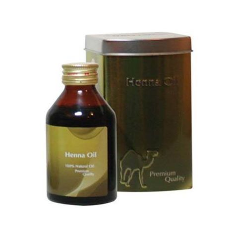 Hemani Henna Oil 100ml Hemani Henna oil is an excellent product for those people, who are having the problem of dry and damaged hair. Henna possesses very beneficial effects for the hairs of any person and application of henna on hairs in oil form, makes it much more effective and beneficial for the health of hairs. This oil very sufficiently eliminates the dryness from hairs and does deep conditioning of head hairs, which is very helpful in restoring back the lost health of hairs.