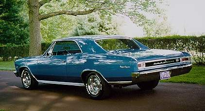 1966 Chevelle SS Be still, my heart. What a beauty!!