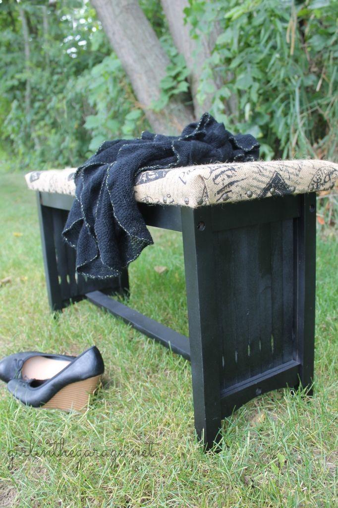 25 b sta french bench id erna p pinterest matta stora for Furniture yard sale near me