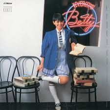 Image result for 小泉今日子 betty