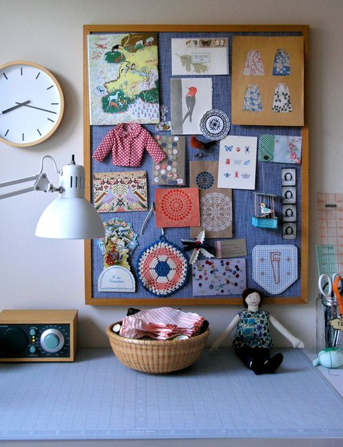I hope to have time to make an inspiration board soon.