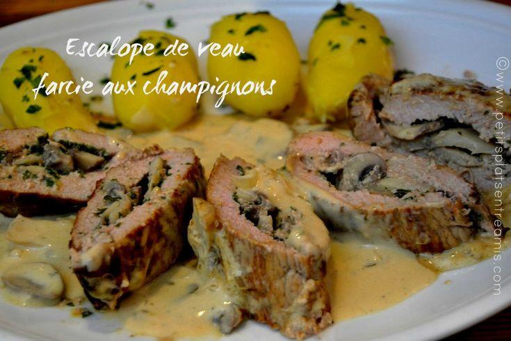 17 best images about recettes cuisiner on pinterest - Comment cuisiner des escalopes de poulet ...