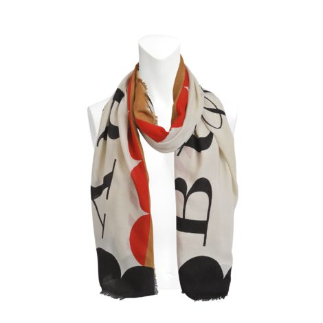 BURBERRY Patterned Burberry London England scarf. #burberry #