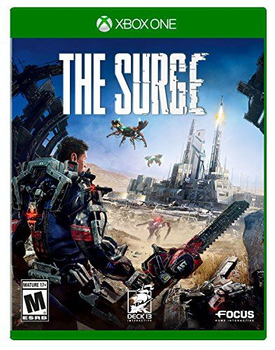 The Surge  Xbox One * Continue to the product at the image link.Note:It is affiliate link to Amazon.
