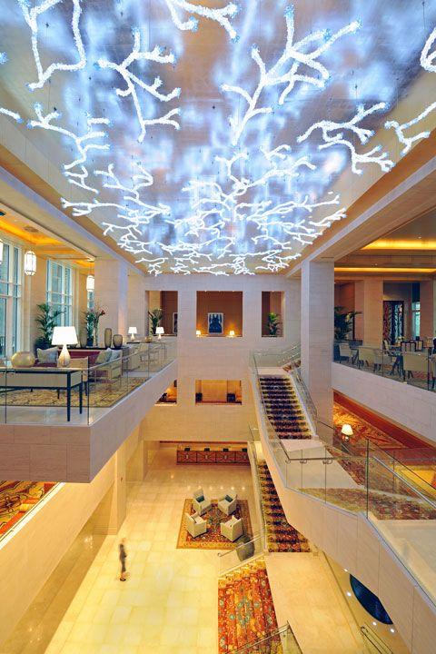 66 best images about lobby luxury on pinterest beijing for International decor dubai