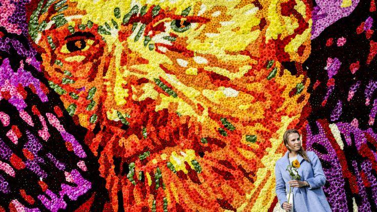 Week in beeld: van gele trui tot roze parade | NOS