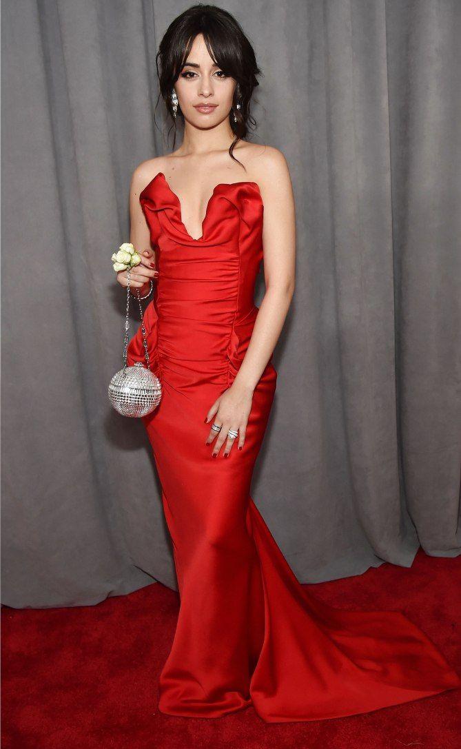fd4b0cb07fb6 Camila Cabello in Vivienne Westwood Φορέματα Για Χορό