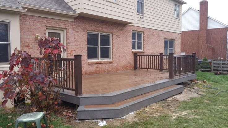 17 best images about deck picture frames on pinterest Terrain decking