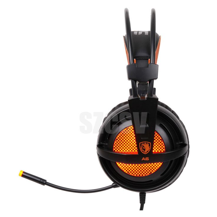 Sades A6 Gaming Headphones casque 7.1 Surround Sound Stereo USB Game Headset with Microphone Breathing LED Lights for PC Gamer , https://kitmybag.com/sades-a6-gaming-headphones-casque-7-1-surround-sound-stereo-usb-game-headset-with-microphone-breathing-led-lights-for-pc-gamer/ ,