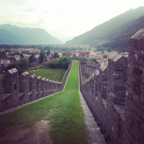 Belizonna Castle, Switzerland