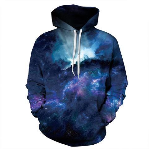 Cheap galaxy hoodie men, Buy Quality fashion hoodie men directly from China  hoodies fashion men Suppliers: New Fashion Space Galaxy Hoodies Men/Women  ...