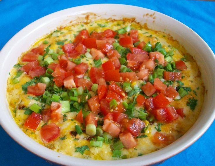 Hot Corn Dip | Yummy | Pinterest