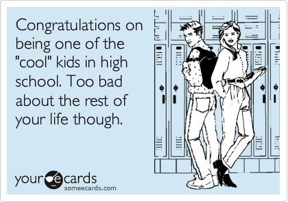 HA! love it: Cool Kids, Haha Lmao, Some People, Truth, Club Kids, Hahaha So True, So Sad, High Schools