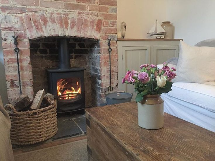 Last night shift tonight... would much rather be snuggled up in front of the fire though . . . . #logburner #charnwoodcfour #farrowandball #cottagedecor #cottage #countryhomes #hampshire
