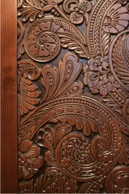 carving / резьба по дереву