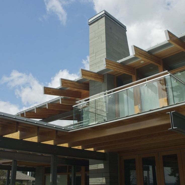 Second Floor Deck Ideas: 25+ Best Ideas About Roof Truss Design On Pinterest