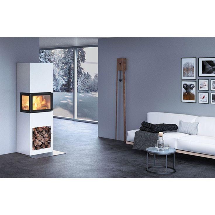 1000 id es propos de poele a bois sur pinterest poele. Black Bedroom Furniture Sets. Home Design Ideas