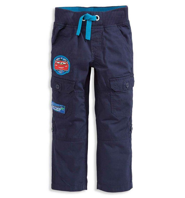 Pantalon en coton Cars C&A
