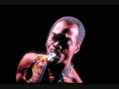 50 Songs That Are Guaranteed to Make You Cry: Fela Kuti - Coffin for Head of State