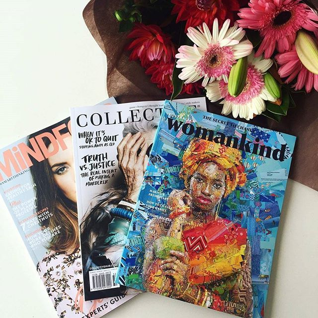 Stop Wishing. Start Doing. A subscription to any of these titles are sure to benefit Mum's lifestyle. #lifestyle #gossip #health #ilovemagazines #giftamag #md2016
