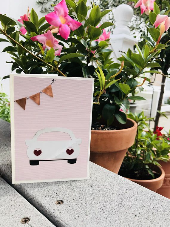 New Driver Greeting Card