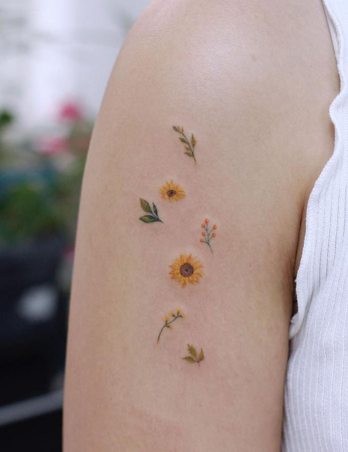 60 Cute And Small Tattoos For Girls Game Of Spoons Small Girl Tattoos Little Tattoo For Girls Tiny Tattoos For Girls