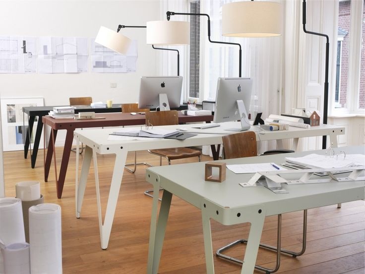 Edwin Pelser designwinkel Lloyd tafel Functionals zwart, parallel, wit, antraciet, blauw Den Haag