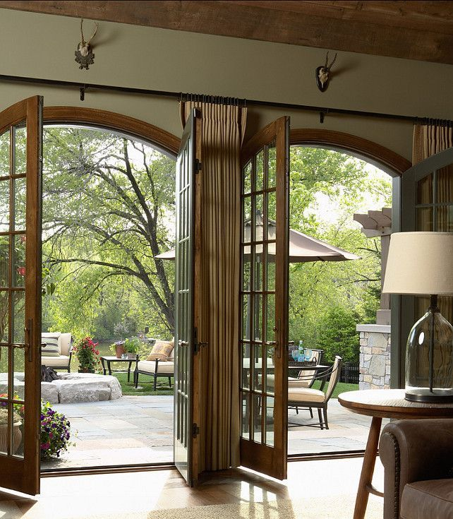 Best 25+ Double French Doors Ideas On Pinterest | Double Sliding Glass Doors,  Patio Doors And Double Sliding Doors